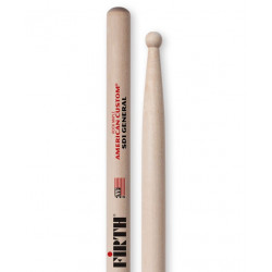 Vic Firth American Custom General Concert Snare Sticks