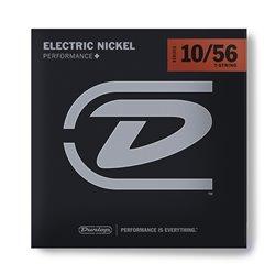 D'Addario EJ38H Phosphor Bronze Acoustic Guitar Strings, High Strung/Nashville Tuning, 10-27