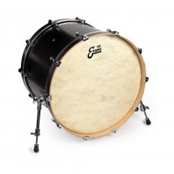 Evans Calftone Bass Drum Head, 16 Inch