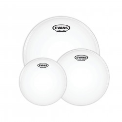 Evans G2 Tompack, Coated, Rock (10 inch, 12 inch, 16 inch)