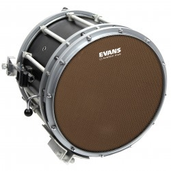 System Blue Marching Snare, 14 Inch