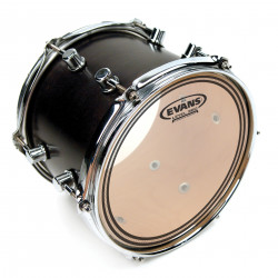 Evans EC2 Clear Drum Head, 13 Inch