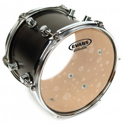 Evans Hydraulic Glass Drum Head, 18 Inch