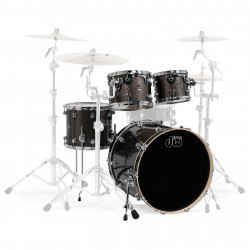 DW - Performance Series - Pewter Sparkle - Kick 22"