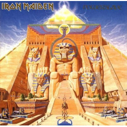 Iron Maiden- Powerslave LP