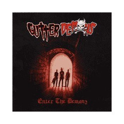 Gutter Demons - Enter the Demons - CD