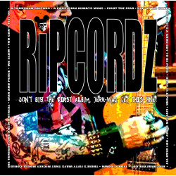 Ripcordz - Don't Buy The First Album, Jerk Wad, Get This One - LP Vinyle