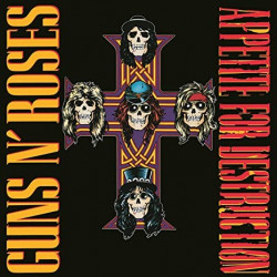 Guns N' Roses - Appetite for Destruction - LP Vinyl