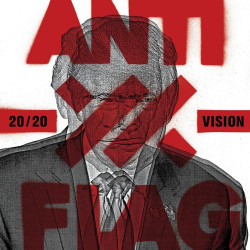 Anti-Flag - 20/20 Vision - LP Vinyle