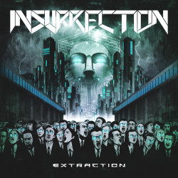 Insurrection - Extraction - CD