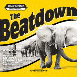 The Beatdown - Walkin' Proud - LP Vinyle