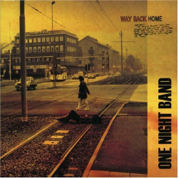 One Night Band - Way Back Home - CD