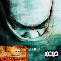 Disturbed - The Sickness - LP Vinyl