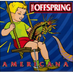 The Offspring - Americana - LP Vinyle