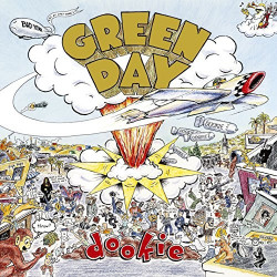 Green Day - Dookie - LP Vinyl