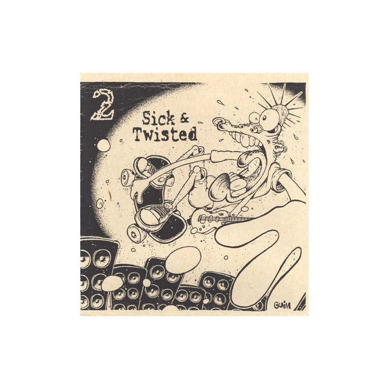 Sick & Twisted 2 - Compilation - CD