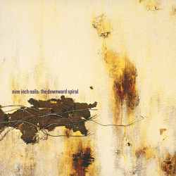 Nine Inch Nails - The Downward Spiral - Double LP Vinyl