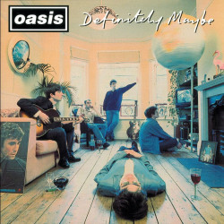 Oasis - Definitely Maybe - Double LP Vinyle