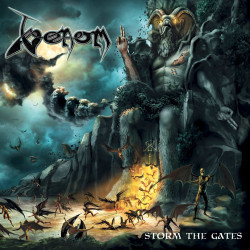 Venom - Storm The Gates - Double LP Vinyl