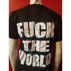 BARF - T-Shirt - Fuck The World